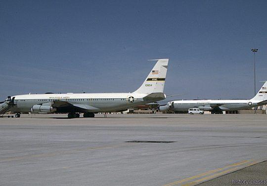 USAF United States Air Force Boeing EC-18B