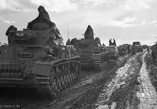 Wehrmacht Heer Panzerkampfwagen IV PzKpfw IV Panzer IV Ausf. E