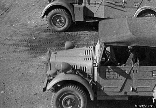 Wehrmacht Heer / Luftwaffe leichter Einheits-Pkw