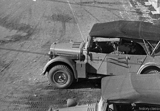 Wehrmacht Heer / Luftwaffe mittlerer Einheits-Pkw