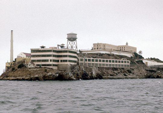 Alcatraz Bundesgefängnis / Federal Prison - August 1963
