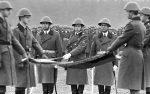 Deutsche Reichsbahn – Eisenbahnbaupioniere der NVA - Feierlichkeiten
