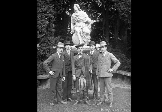 Momentaufnahmen Schottland 20er / Snapshots Scotland 1920s