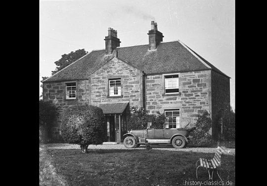 Momentaufnahmen Schottland 20er / Snapshots Scotland 1920s & Morris Cowley Bullnose 1925
