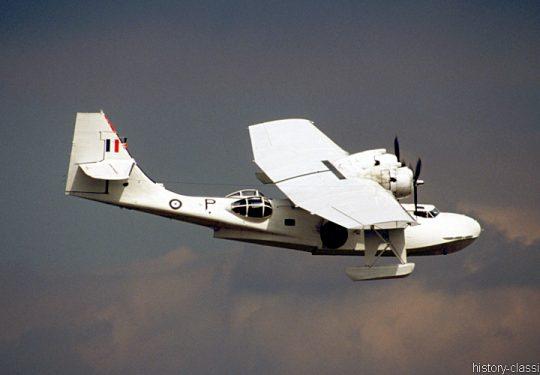 ROYAL AIR FORCE Consolidated PBY Catalina