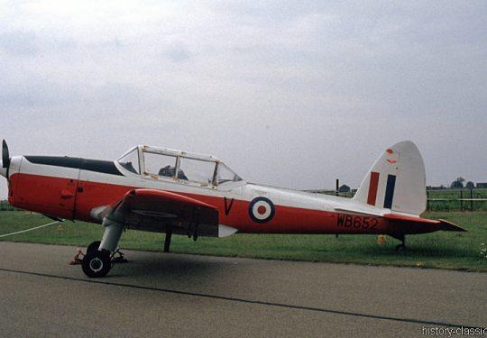 ROYAL AIR FORCE De Havilland Canada Chipmunk