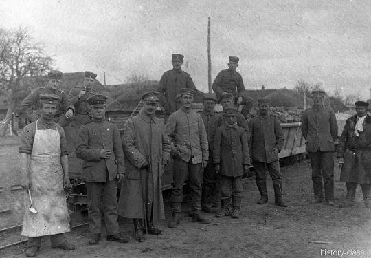 1. Weltkrieg Deutsches Heer – Ausbildung für das Niemandsland
