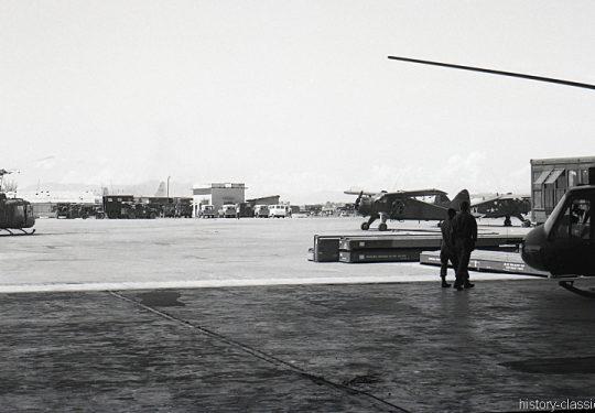 US ARMY / United States Army  de Havilland Canada DHC-2 Beaver / L-20 Beaver / U-6 Beaver