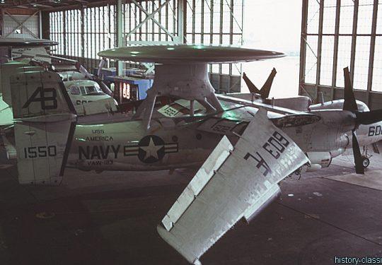 US NAVY / United StatesUS NAVY / United States Navy Grumman E-2C Hawkeye