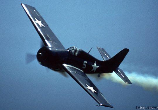 US NAVY / United States Navy Grumman F6F Hellcat