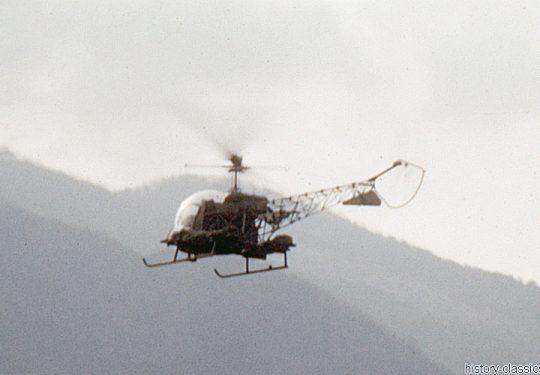 US ARMY / United States Army  / United States Army  Bell H-13 Sioux