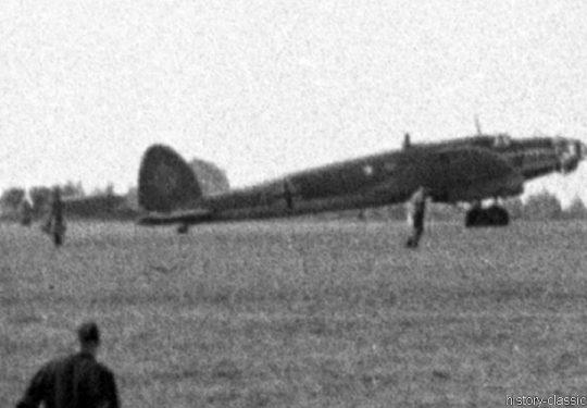 Wehrmacht Luftwaffe Heinkel He 111 B
