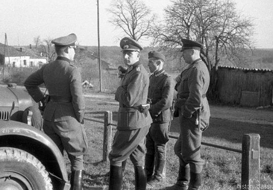 2. Weltkrieg Wehrmacht Heer Europa – Einmarsch und Besetzung Belgien