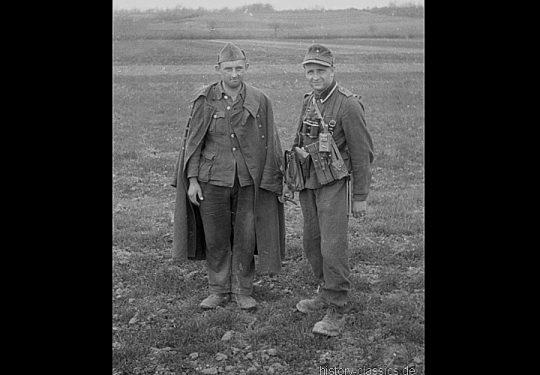 2. Weltkrieg Wehrmacht Heer Europa – Kroatien 1944 Rückzug