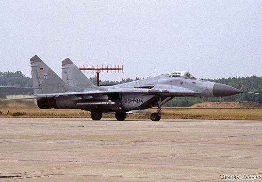 Bundeswehr Luftwaffe Mikojan-Gurewitsch MiG-29G