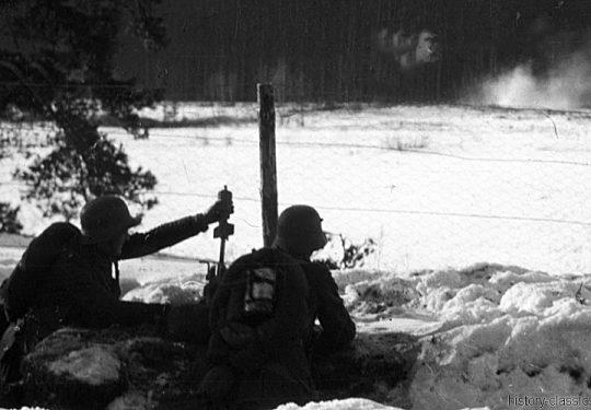 Deutsches Heer Granatwerfer 16