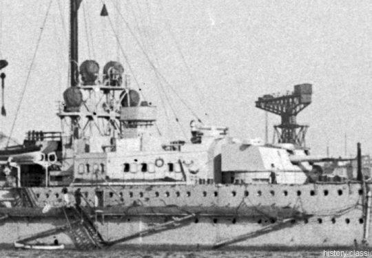 Kaiserliche Marine Großer Kreuzer SMS Blücher