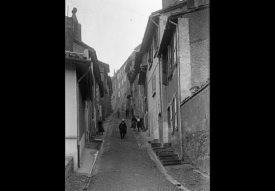 Momentaufnahmen Frankreich Poitiers 30er / Snapshots France Poitiers 1930s