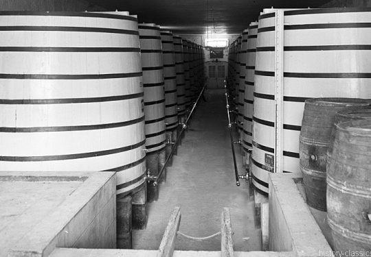 Momentaufnahmen Frankreich Courvoisier Cognac 30er / Snapshots France Courvoisier Cognac 1930s