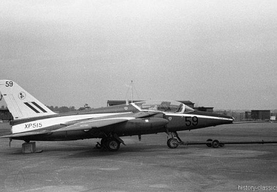 ROYAL AIR FORCE Folland Fo. 141 Gnat