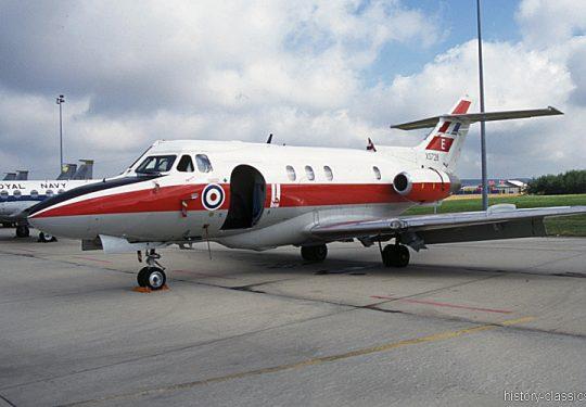 ROYAL AIR FORCE Hawker Siddeley Dominie T1