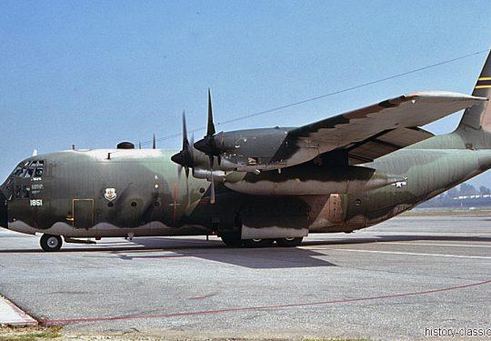 USAF United States Air Force Lockheed C-130H Hercules