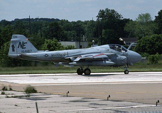 USMC United States Marine Corps Grumman A-6E Intruder