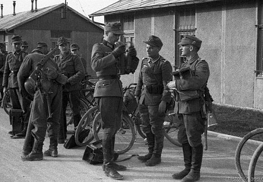 Wehrmacht Heer Fahrräder