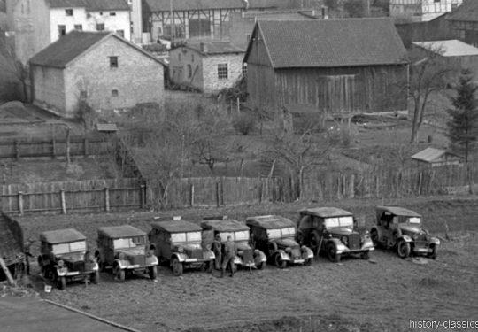 Wehrmacht Heer / Luftwaffe Geländewagen