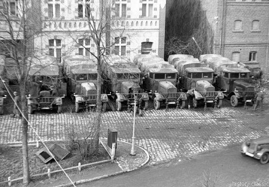 Wehrmacht Heer / Luftwaffe Henschel Typ 33