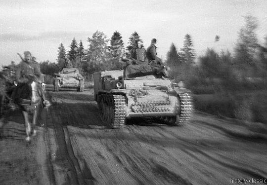 Wehrmacht Heer Nachschub- und Transport-Panzer II