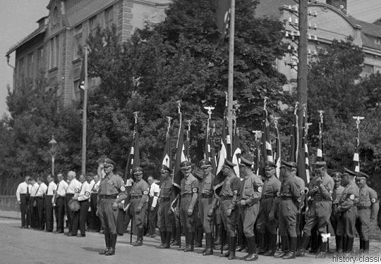 Anschluß Österreich 1938 an das Dritte Reich / Connection Austria 1938 to the Third Reich
