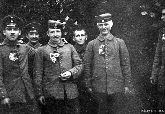 Deutschland Uniformen Deutsches Heer 1914 bis 1918 / Uniforms Imperial German Army 1914 until 1918