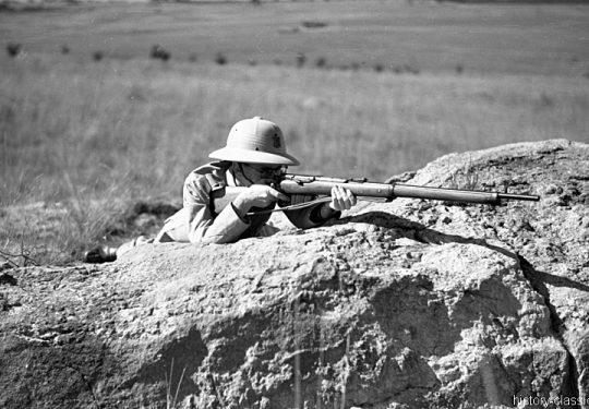 Süd Afrikanische Armee / South African Army - Ausbildung / Military Training