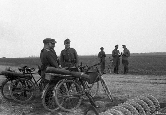 Wehrmacht Heer Fahrrad / Fahrräder