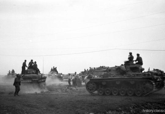 Wehrmacht Heer Panzerkampfwagen III PzKpfw III Panzer III Ausf. F