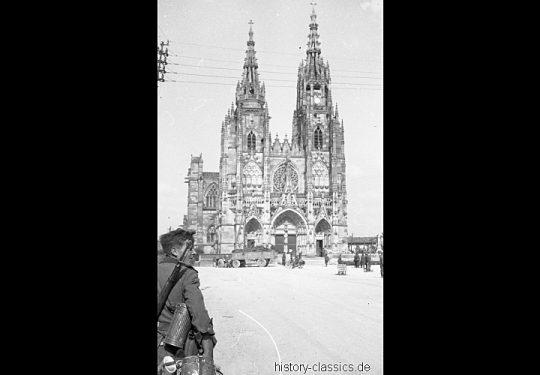 2. Weltkrieg Wehrmacht Europa – Einmarsch und Besetzung Frankreich - Der Blitzkrieg