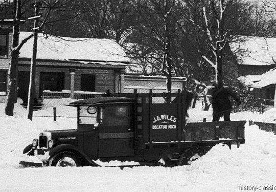1929 GMC Stake Truck