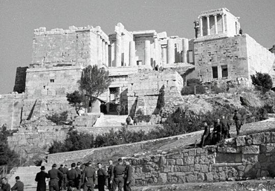 2. Weltkrieg Wehrmacht Heer Europa – Griechenland / Kreta