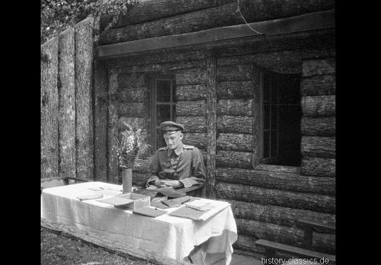 1. Weltkrieg Deutsches Heer - Stellungskriege - Leicht abseits von der eigentlichen Front
