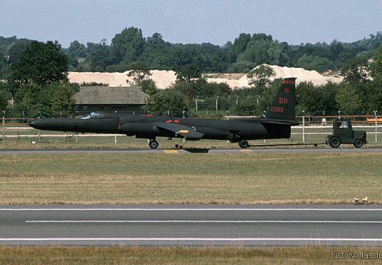 USAF United States Air Force Lockheed U-2S