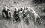 Wehrmacht Heer Ausbildung mit Granatwerfer GrW 34 8,14 cm / 81 mm