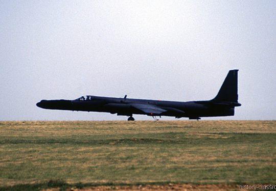 USAF United States Air Force Lockheed TR-1A