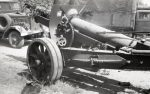 Wehrmacht Heer Schwere Feldkanone 390 12,2 cm - Ex Sowjetische Feldhaubitze M1931/37 (A-19) - Beutegeschütz