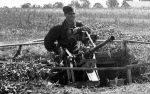 Wehrmacht Luftwaffe FLAK-Stellung – Flugabwehrkanone FLAK 30 2 cm / 20 mm