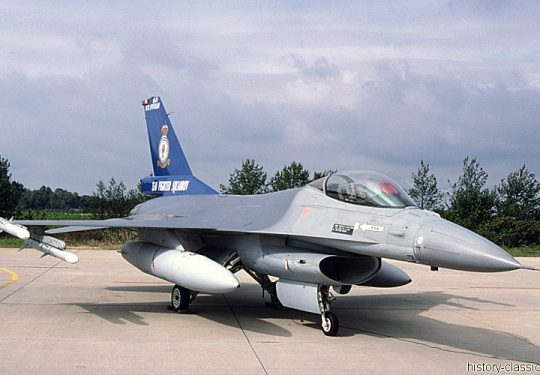 Belgische Luftwaffe / Belgian Air Force General Dynamics F-16A Fighting Falcon