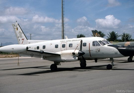 Brasilianische Luftwaffe / Força Aéra Brasileira Embraer P-95 Bandeirante