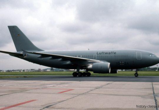 Bundeswehr Luftwaffe Airbus A310-304 - 10 + 24 Otto Lilienthal