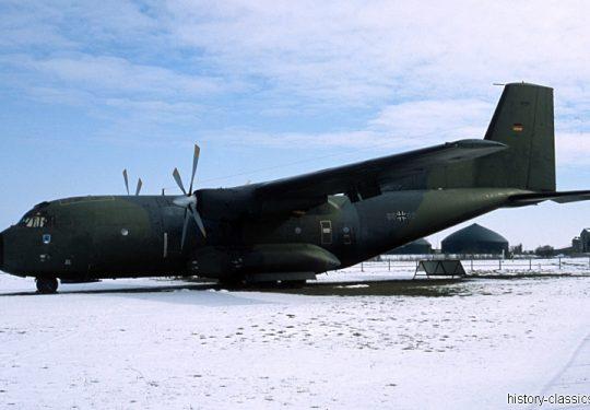 Bundeswehr Luftwaffe Transall C-160