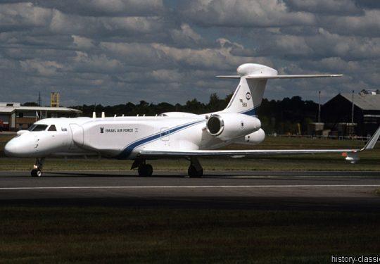 Israeli Air Force IAF Gulfstream G550 Nachshon Aitam